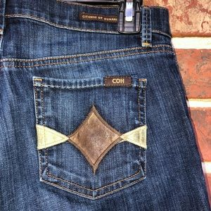 Citizens Of Humanity Jeans - COH | Amber Stretch High Rise Bootcut